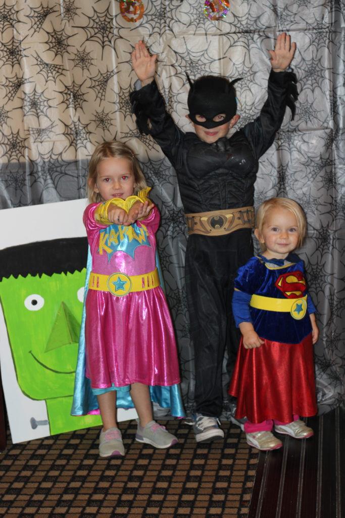 SCC Halloween Family
