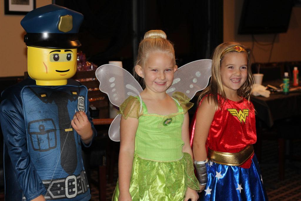 SCC Kid's Halloween Costumes