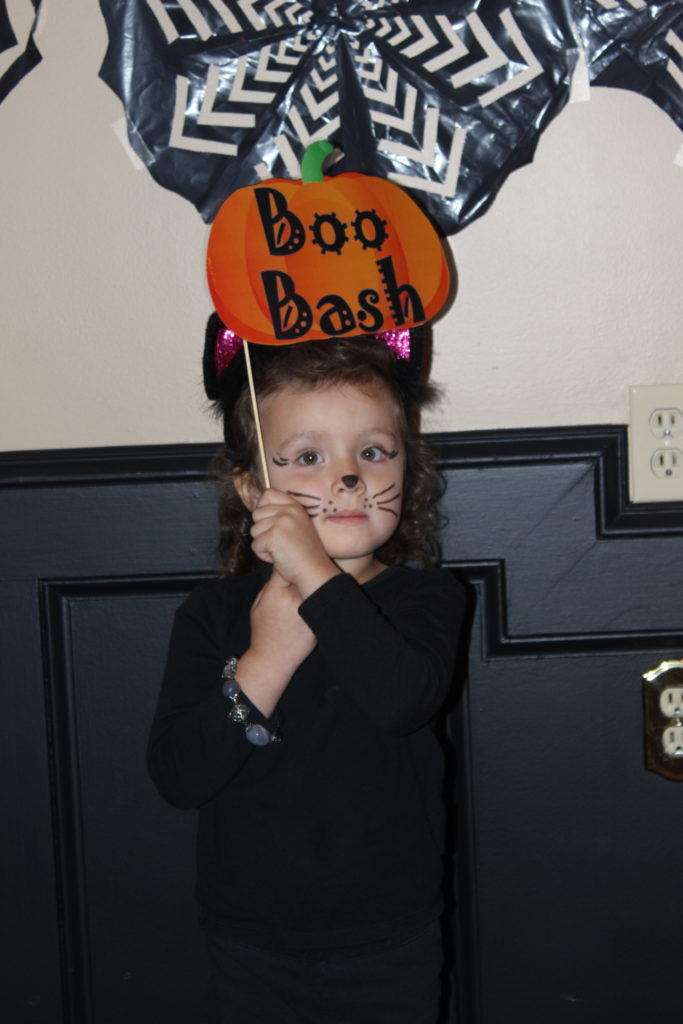 Boo Bash Kiddo