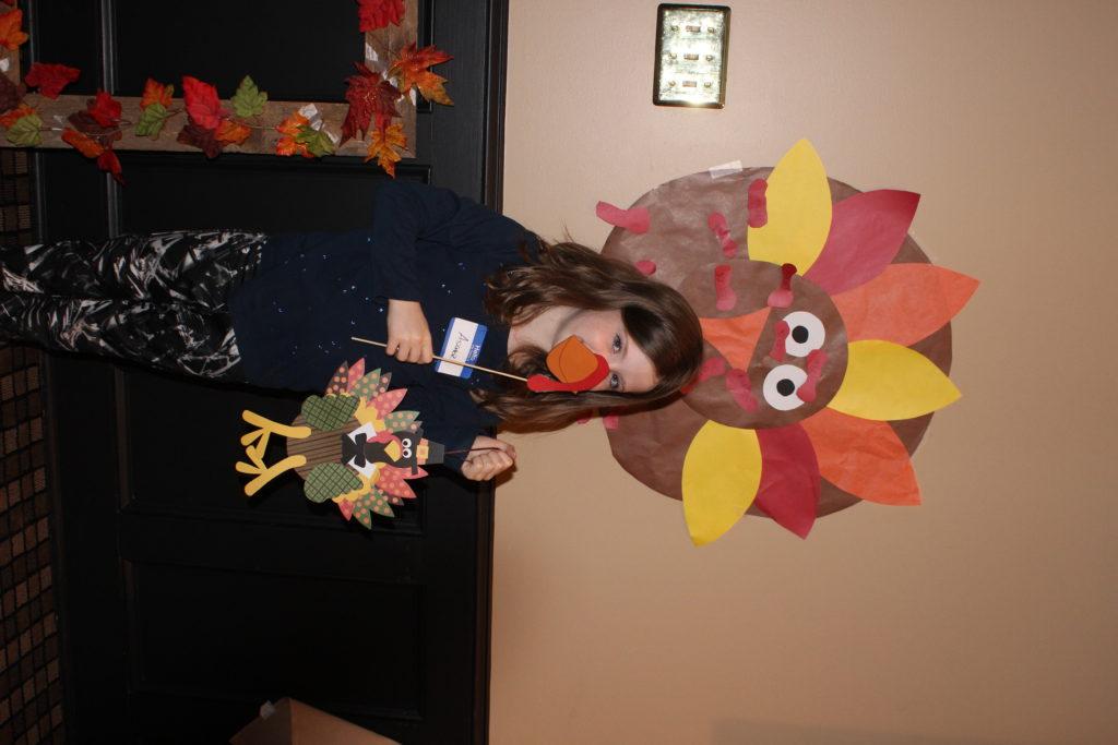 Thanksgiving Kiddo