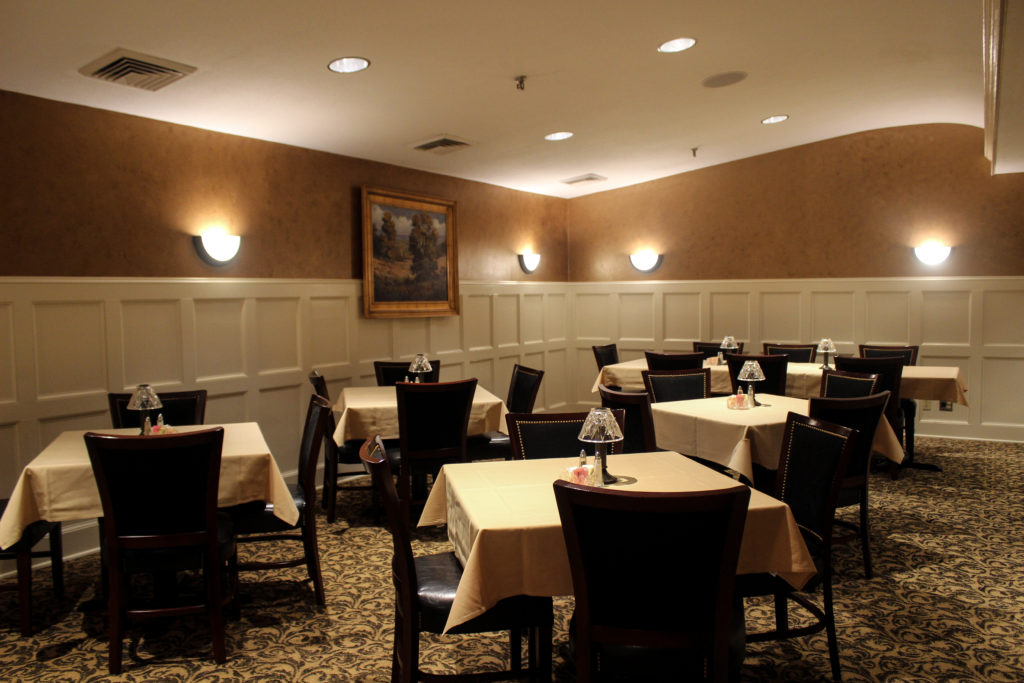 SCC Private Dining Room