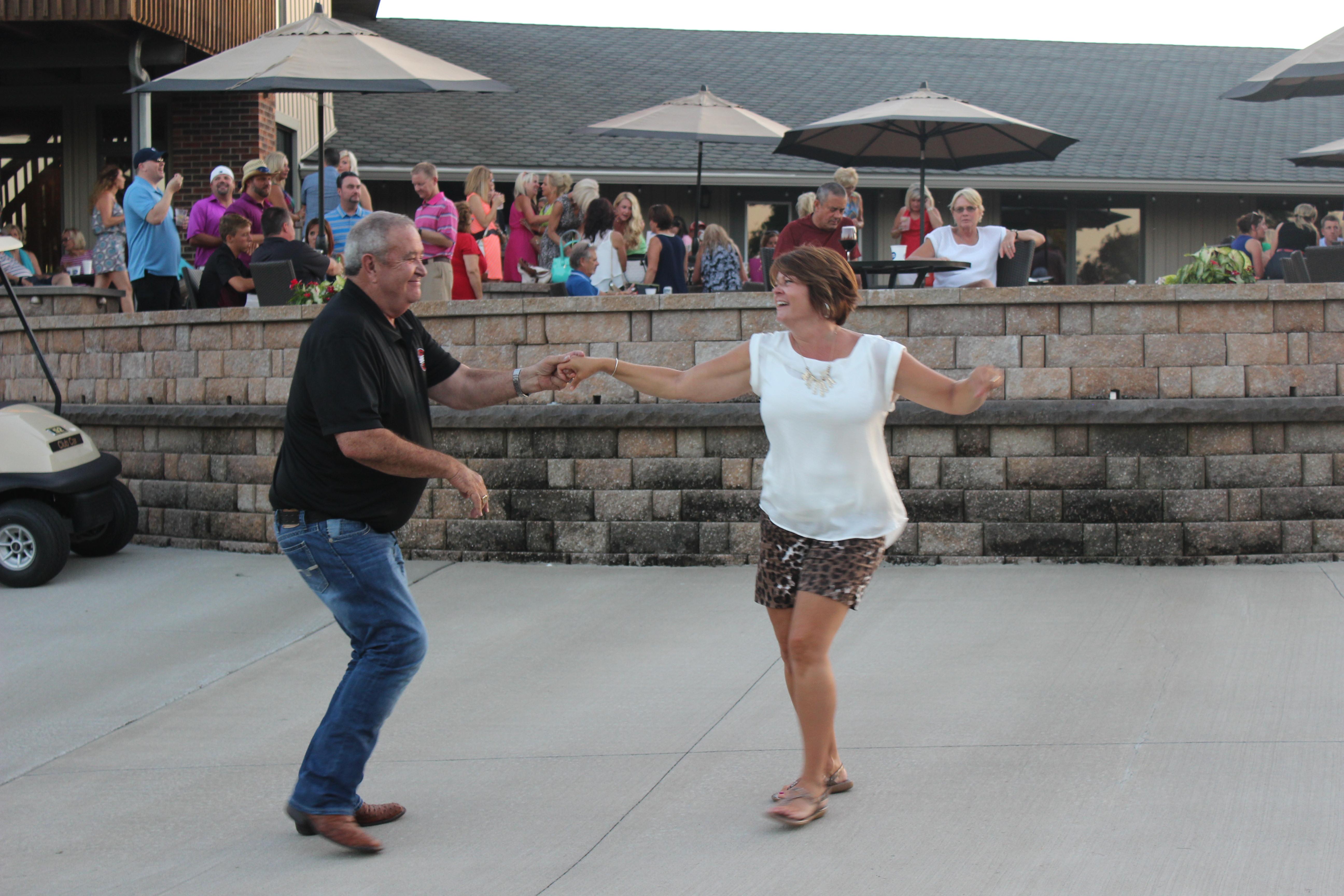 Dancing Members