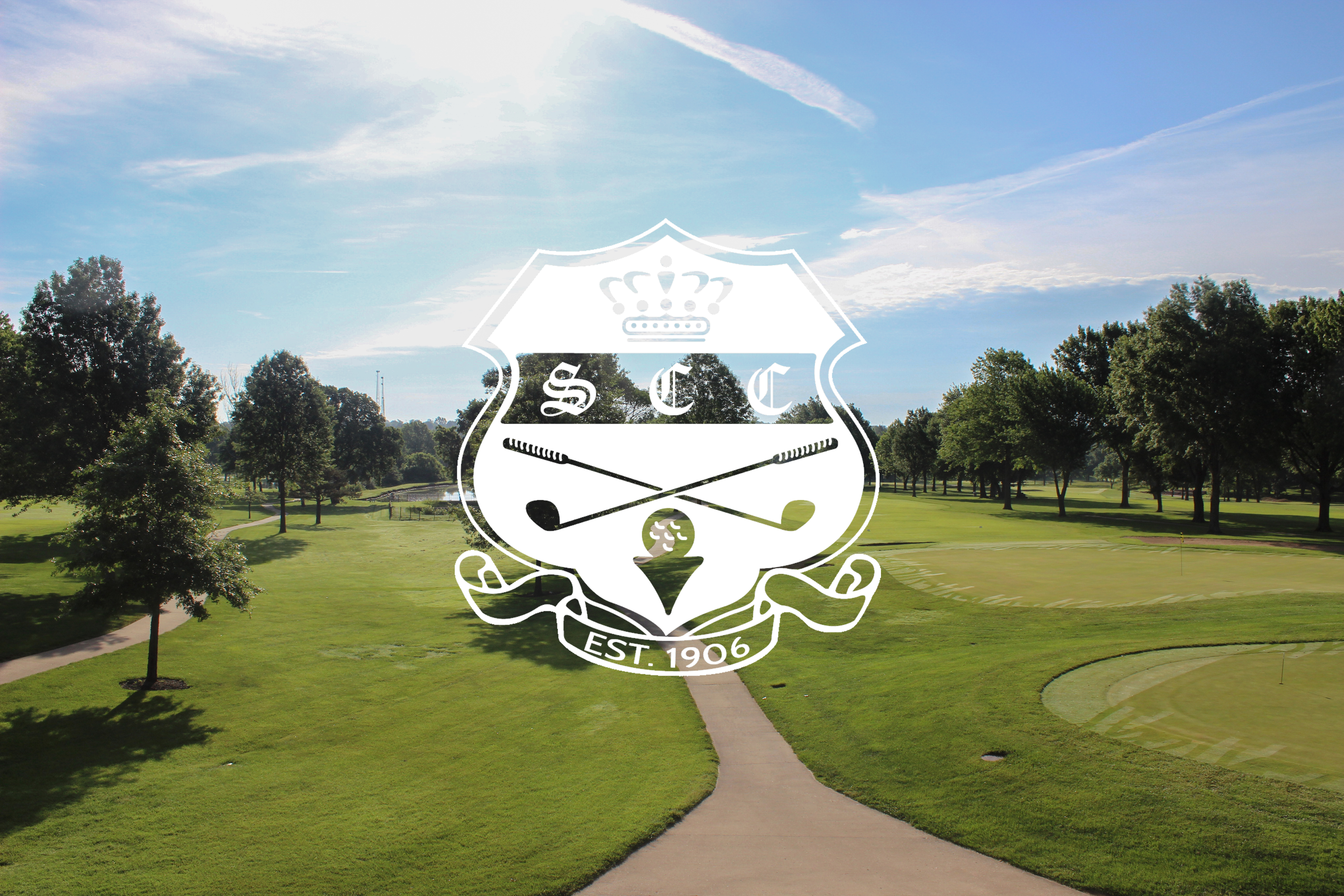 SCC Course and Logo