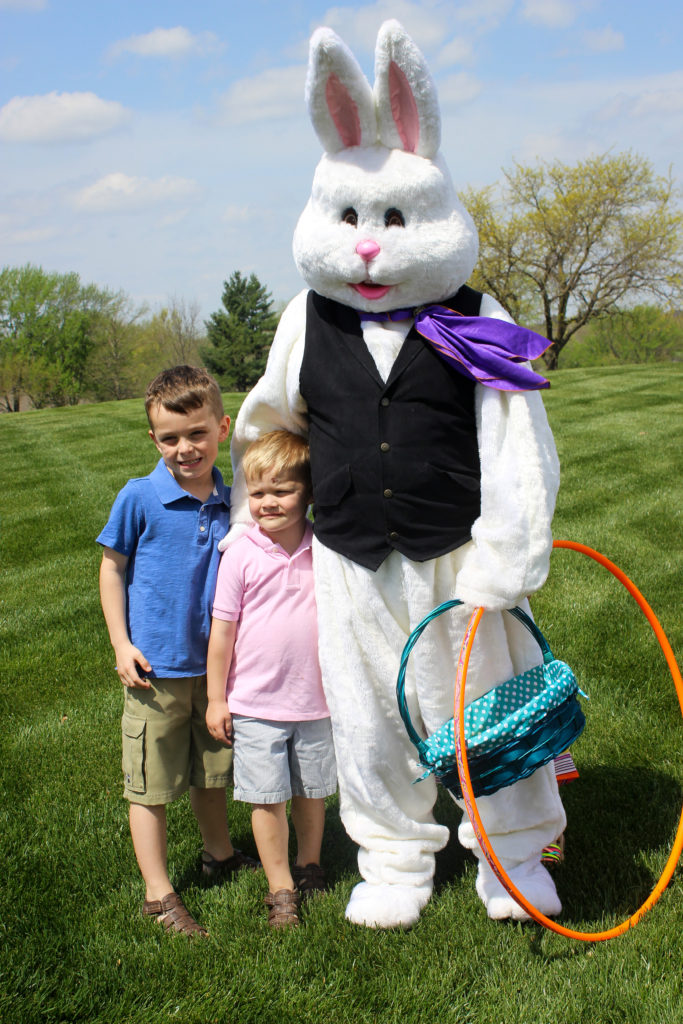 SCC Easter Bunny 2017