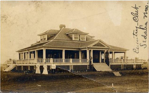 Original SCC Clubhouse