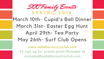 Spring Family Events