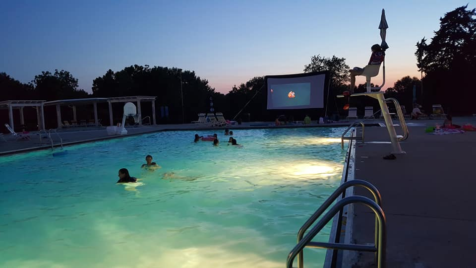 July 2018 Dive-In Movie