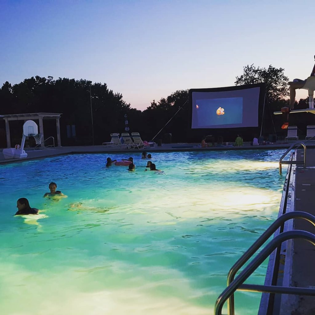 Dive-In Movie Night at the SCC Surf Club